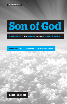 SON OF GOD (Vol. 2): A Bible Study for Women on the Gospel of Mark