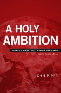 A Holy Ambition